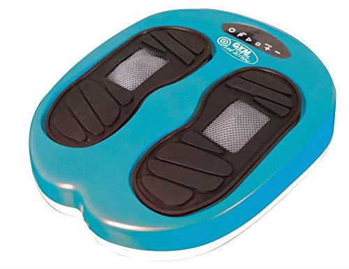 Gymform® - Plataforma vibratoria oscilante Leg Action para masajes del arco del pie