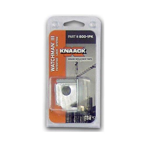 Knaack 800-1PK Watchman III Lock Tab System with Bolt Hardware Kit, 1-Pack