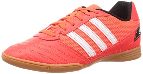 Adidas Super Sala J, Sport Shoes, Rojsol/Ftwbla/Negbás, 35 EU