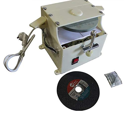 isunking 220V Eisschnelllauf Schleifmaschine Schleifmaschine, Eishockey Schuhe Schärfer Poliermaschine