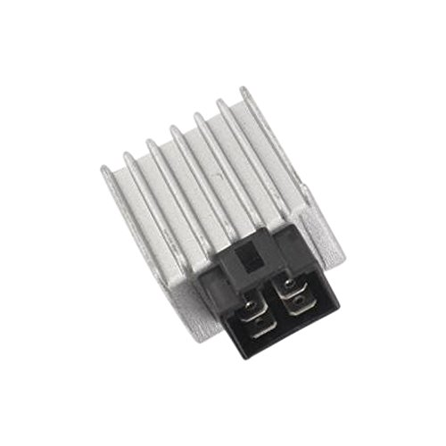 Xfight-Parts Gleichrichter - Regler AC-6 4 Polig 2Takt 50ccm YY50QT-28 Kreidler (Qingqi) RMC-G 50 Florett