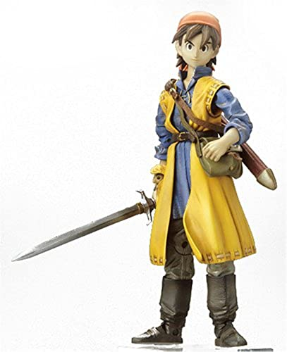 ¡no ser extrañado! Dragon Quest VIII  Action hero hero hero figure (Non Scale PVC Painted (japan import)  tienda en linea