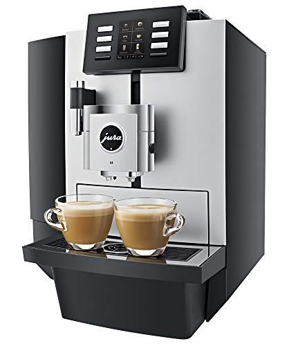 JURA Gastro X8 Platinum helautomatisk kaffemaskin