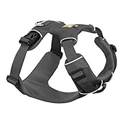 High-quality dog harness for everyday wear, For enhanced control over your dog without risk of strain on throat, Full range of motion for walking or running, Perfect for Labrador retrievers, Rottweilers and similar sized breeds Size Large/X-Large: 81...
