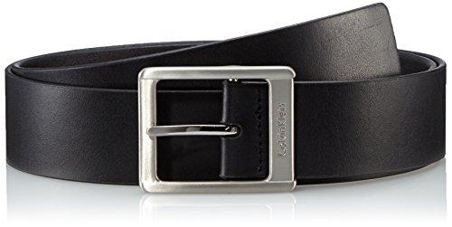 Calvin Klein Belt 1, Ceinture Homme, Noir (Black), 100