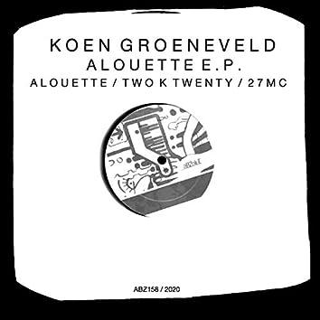 Alouette E.P.