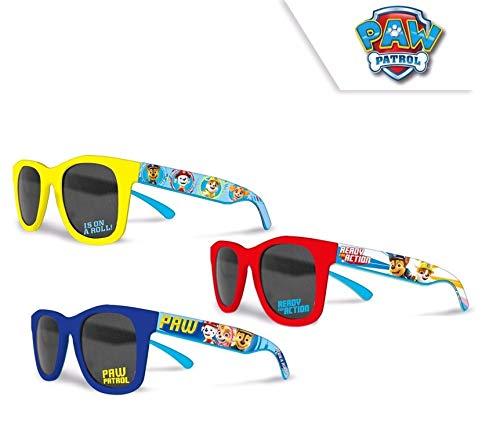 PAW PATROL Sonnenbrille für Bergsteigen, Bergsteigen und Trekking, Unisex, Mehrfarbig, Einheitsgröße