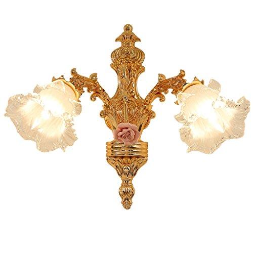 XW LRW wandlamp in Franse stijl, wandlamp, hal, wandlamp, trap, wandlamp, slaapkamer, nachtlamp