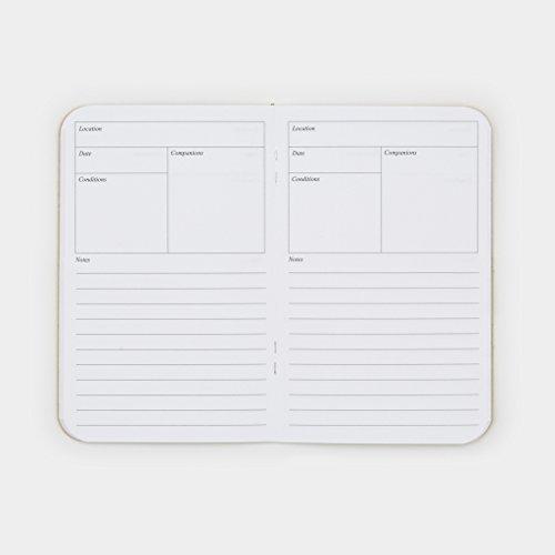 Word Notebooks Adventure Log - Black 3-Pack - Traveler's Notebook Photo #4
