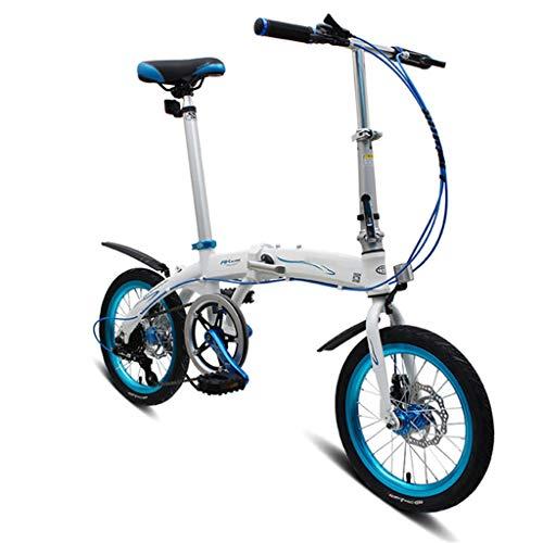 Folding Bike-lichtgewicht aluminium fiets 16