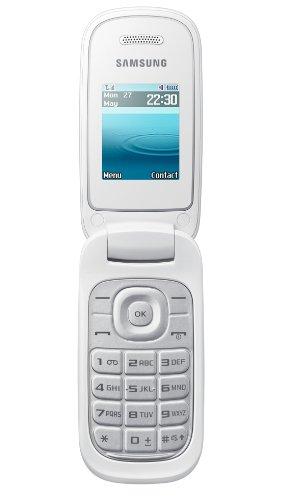 Samsung Mobile GT-E1270RWADBT Handy Ceramic weiß