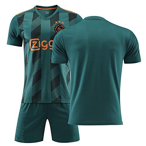LQsy Personalisierte Fußball-Trikots 2019-2020 Heim/Auswärts, Jersey-Shorts Und T-Shirts Benutzerdefinierte Spielernamen Und -Nummern, Kinder- Und Herrenfussball-Anhängerkleidung