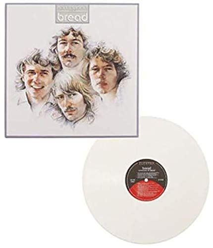 Anthology Of Bread - Exclusive Limited Edition White Vinyl [Condition-VG+NM]