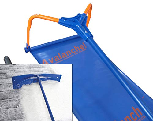 Avalanche! Premium Package 1000: Complete Package for Snow Roof Removal Combining Original 500 with Standard Rake Head with Wheels and Adapter for Easy Conversion