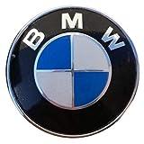 Cosmoparts Emblema Pasta Maletero compatible con BMW 74mm