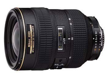Nikon 28-70mm f/2.8D ED-IF AF-S Zoom Nikkor Lens for Nikon Digital SLR Cameras (Discontinued by Manufacturer)
