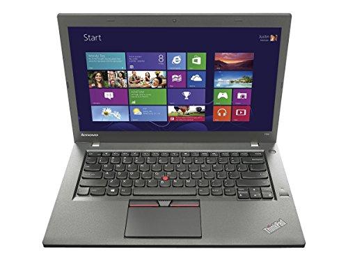 Lenovo Thinkpad T450 Laptop, I5-5300U, 2.3GHZ, 500GB SATA Drive, 8GB RAM, With Windows 10 Professional (Certified Refurbished)