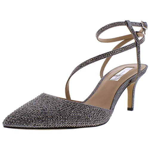 INC International Concepts Womens Lenii2 Fabric Pointed Toe