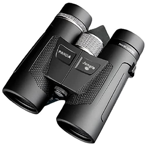 Prismaticos 8 X 42 Prismáticos Profesionales HD Profesional Visión Nocturna con Poca Luz Prismaticos Potentes Adecuado para Observación De Aves, Caza, Viajes, Deportes Al Aire Libre.