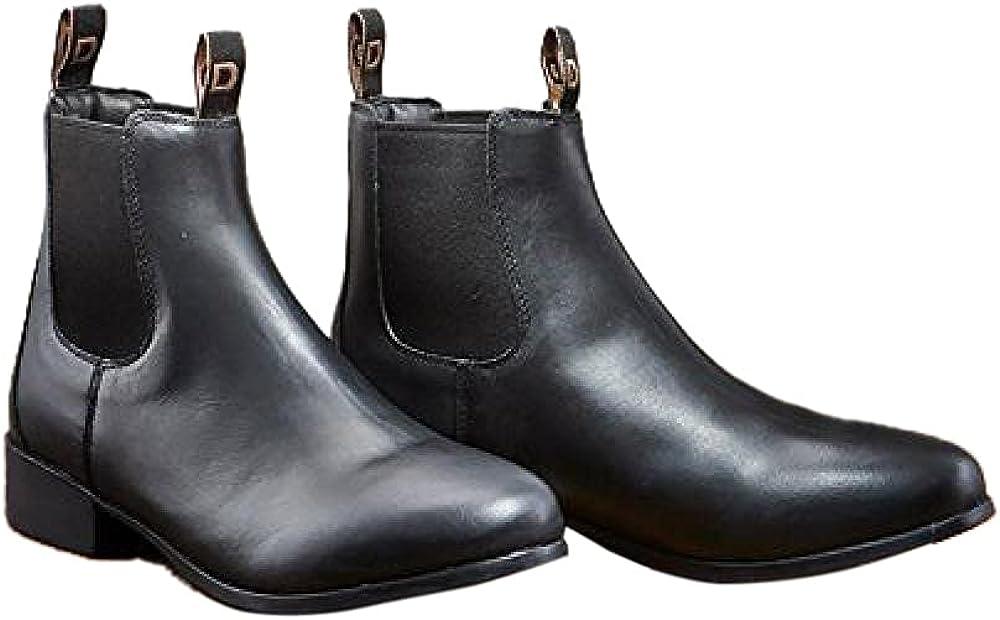 Dublin Childrens/Kids Leather Foundation Jodhpur Boots