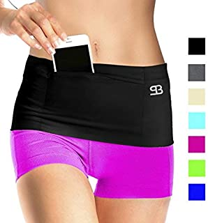 Stashbandz Unisex Travel Money Belt, Running Belt, Fanny...