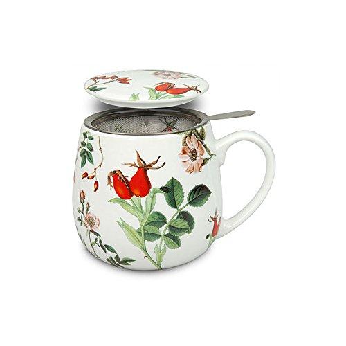 Könitz Tea for One, Porzellan, Mehrfarbig, 13.2 x 8.2 x 9.7 cm