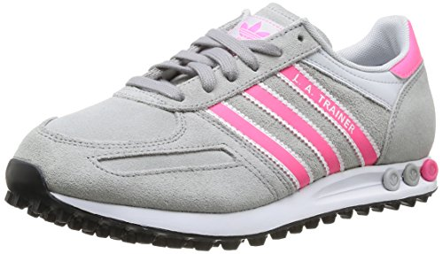 adidas, La Trainer W, Scarpe Sportive, Donna, Multicolore (Ltonix/SOPINK/CLGrey), 40 2/3
