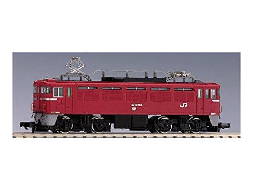 JR Electric Locomotive Type ED79-100 (Model Train)