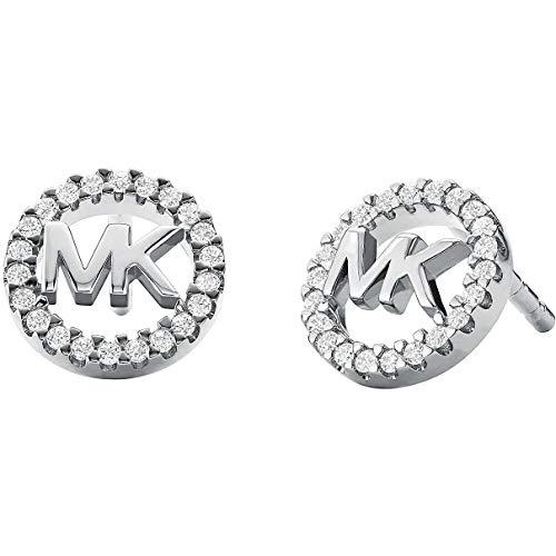 Michael Kors Damen-Ohrstecker 925er Silber One Size Silber 32010365