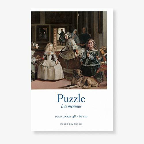 """Museo del Prado 102 - Puzzle """"Las meninas"""", de Diego Velázquez"""