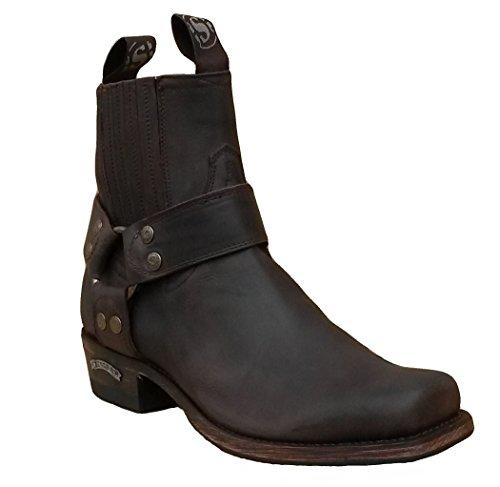 Sendra Boots 8286MO Choco * incl. original Mosquito ® Stiefelknecht * (42)