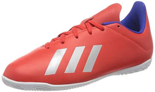 adidas Unisex X 18.4 In J Fußballschuhe, Mehrfarbig (Multicolor 000), 36.5 EU