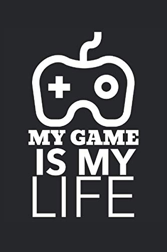 My Game Is My Life: Notebook