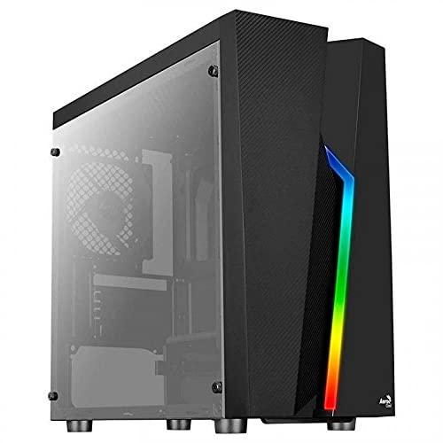 PC Gaming KVX Phobos 1 Intel Core i5-9400F/ 16GB/ 256GB SSD + 1TB/ GeForce RTX 3060/ FreeDOS