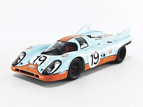 Porsche 917 K Gulf - 24H DU Mans 1971
