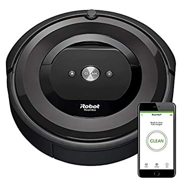 iRobot Roomba e5 Wi-Fi Connected Robot Vacuum Cleaner