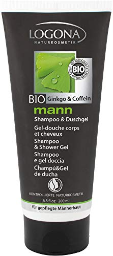 Logona Bio mann Shampoo & Duschgel (6 x 200 ml)