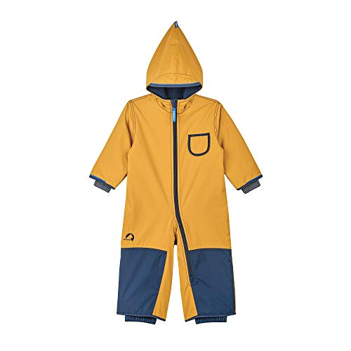Finkid Pikku Winter, 80-90/80/90 Kinder, golden Yellow/Navy