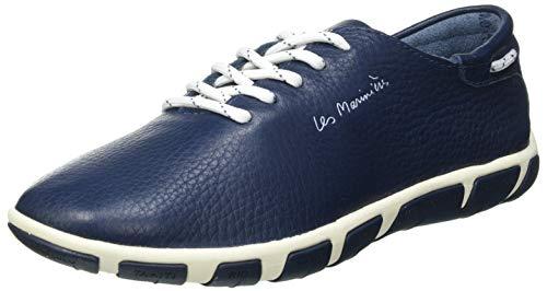 TBS Damen JAZARU Sneaker, Bleu, 39 EU