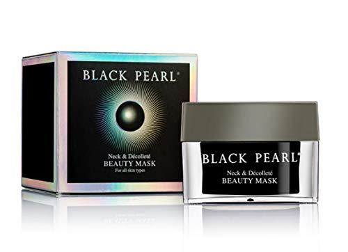 Sea of Spa Black Pearl - Masque de Beauté pour le Cou & Décolleté