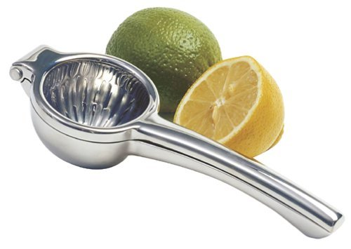 Norpro 523 Stainless Steel Citrus Press Juicer, One Size, Silver
