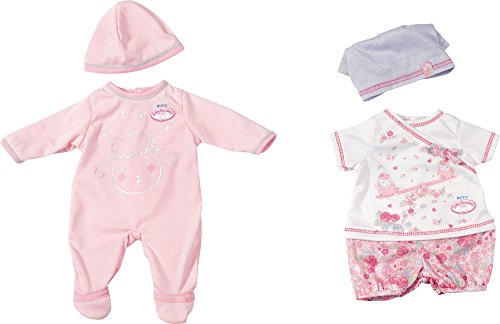 My first Baby Annabell Outfit - Tag oder Nacht ,2-fach sortiert