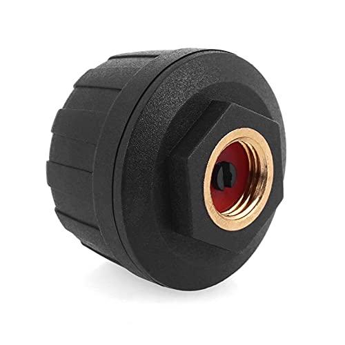 QiQi Shop Nuevo NO Universal Nuevo Sensor DE PRESIÓN DE PRESIÓN DE PRESIDO Accesorios DE Sensor Exteriores AUTOMÁTICO A Prueba de Impermeables (Type : Black)