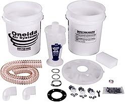 Oneida Air Systems Dust Deputy Cyclone Dust Collector