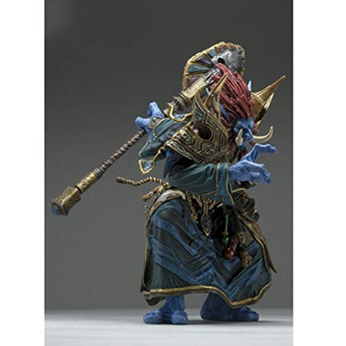 CJH World of Warcraft: Troll Minister Action-Figur Modell-Geschenk-Spielzeug Dekorationen Puppensammlung