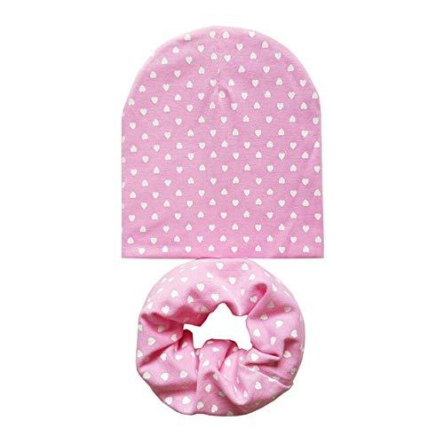 2020 Nieuwe springhoed herfst winter meisjes set crochet hoeden kinderen meisjes jongens bescherming baby mutsen kleine schertsmuts sjaal halsbanden Chilin hoed