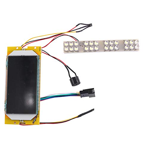 Beauy - Pantalla de cristal para escúter eléctrico de Kugoo S1 S2...