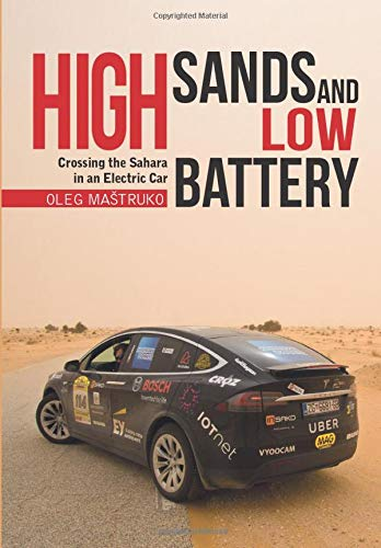 High Sands and Low Battery: Crossing the Sahara in an Electric Car