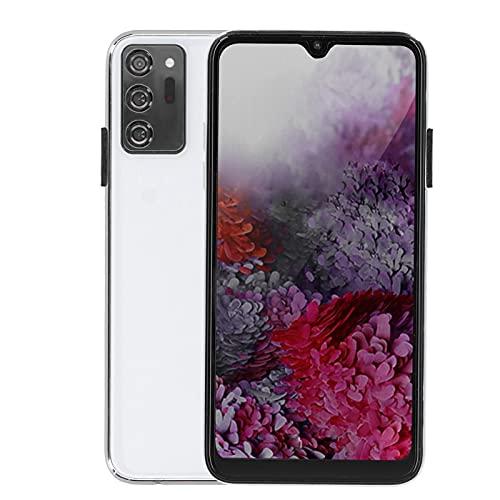 Smartphone 3G Desbloqueado, Teléfonos MóViles 2 + 16G con Pantalla Grande de 6,5 Pulgadas, Soporte para WIFI/GPS/Bluetooth, Doble Tarjeta de Doble Modo de Espera Cámara de 2MP + 5MP(EU)