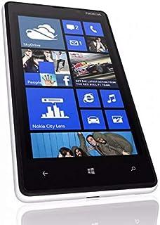 Nokia Lumia 820-8GB, 4G LTE, White